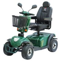 Hot Sale High Power Disabled Electric Mobility Scooter (MS-007) thumbnail image