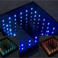 3D effect LED dance floor tiles/led ground lights / led lighting floor / funky floor(CLF-3D) thumbnail image
