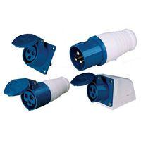 3,4,5pins industrial waterproof plug