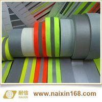Reflective tape for uniform thumbnail image
