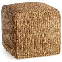 Seagrass Cushion Stool From Glovimex Vietnam SC21