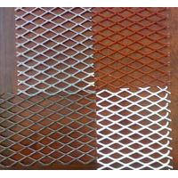 Expanded Carbon Steel or Mild Steel Mesh Sheet Zinc Coated Galvanized or Powder Coated