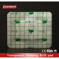 transparent dressing