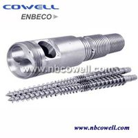 Conical Twin Screw Barrel Made in China