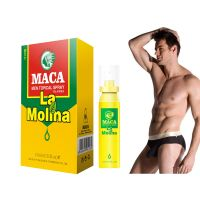 La Molina Maca 100% herbal natural long time sex penis delay spray