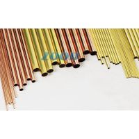 drawn copper tubular pipe thumbnail image