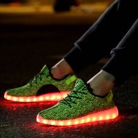 2016 New Style Colorful Running Sport LED Shoes thumbnail image