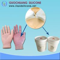 liquid platinum cure silicone rubber for making prosthetic