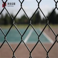 PVC-coated or Galvanized Chain Link Fence,Chain Link Mesh