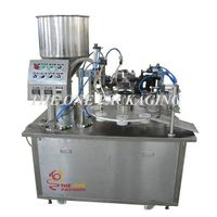 TOSF-25 Semi-automatic Plastic Tube Filler and Sealer thumbnail image