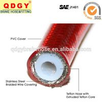 QDGY Stainless Steel Braided Brake Hose Assembly