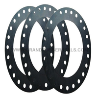 Rubber Gasket For Pipe Flange thumbnail image