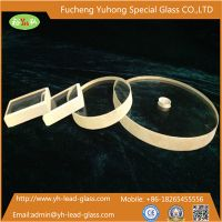 X-ray Shield Lead Glass