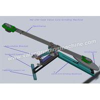 MZ-250 Portable Gate Valve Grinding Machine Portable Valve Grinding and Lapping Machine For Gate Va