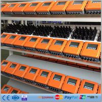 Wall mounted ultrasonic flow meter factory