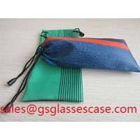 2015 Sunglasses Box And Microfiber Cloth  Glasses bag