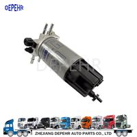 Heavy Duty European Tractor Fuel System Fuel Filter Assy Renault Truck Oil Water Separate 20853583