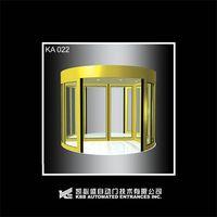 KA022 automatic revolving door thumbnail image