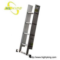 Aluminium folded loft ladder(HL-303)
