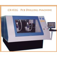 CK-02G 160krpm 2 Axis CNC Router PCB Drilling & Milling CHIKIN machine