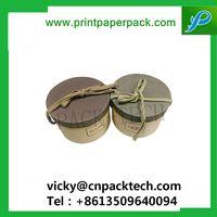 Noble Custom Damask Printed Paper Jewelry Packaging Box Swirl Pattern Cotton Filled Box thumbnail image