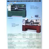Precision High-speed Medium-duty Gap-bed Lathe (LC300A,LC340A,LC360B)