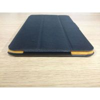 wholesale luxury pu leather cover  For Huawei MediaPad T1 ultra slim leather case ,high quality fact