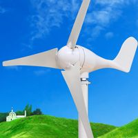 100W-300W Horizontal S-Wind turbine