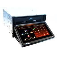 Double Din TOUCH SCREEN 7 INCH CAR DVD Player with TV/USB SD/AM FM/DUAL ZONE/Bluetooth /GPS thumbnail image