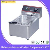 factory make commercial electric/gas deep fryer