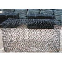 Galvanized steel Gabion box