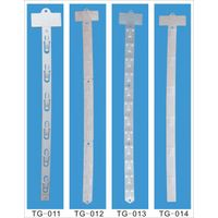 High quality of plastic supermarket hanging strip TG011-TG014 produced by our own