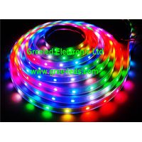 1m 30pixels WS2812B digital addressable led strip thumbnail image