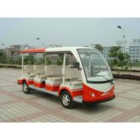 Electric Shuttle Bus (Sightseeing Car , 11 seats)