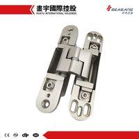 3D adjustable 180 degree concealed door hinge for wooden, swing, aluminum doors