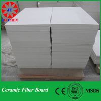 JC-Board Series ceramic fiber board furnace refractory lining