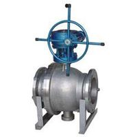 API6D Cast Steel Ball Valves