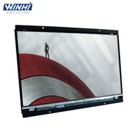 14inch LCD Monitor with HD+VGA+DVI IPS panel monitor screen computer led monitor thumbnail image