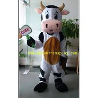 OISK Professional customized mascot costume cow mascot adult size