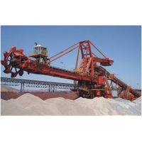 Cantilever Bucket-wheel Stacker & Reclaimer