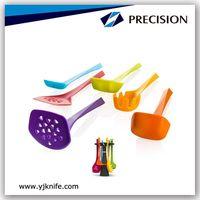 Modern stylish kitchen utensils kitchen helper perfect for non stick pans