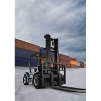 Sell Royal 9.0-10.0ton diesel forklift with original Japanese engine thumbnail image