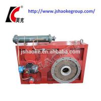 ZLYJ series Single screw gearbox for plastic extruder