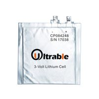 Long Life Ultra Thin Battery CP084248 320mAh for Tracking Devices