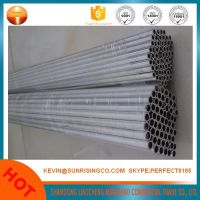 small diameter aluminum pipes