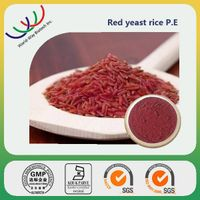 free sample for test HACCP GMP certified supplier pure natural 1% lovastatin red yeast rice extract thumbnail image