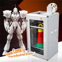 2016 Industrial use and high resolution 3d printing machine digital 3d printer