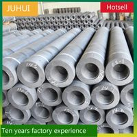 UHP450 Graphite Carbon Electrodes for Steel-Making for Eaf and Laf thumbnail image