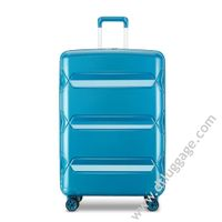 Travel suitcase ABS Material trolley luggage thumbnail image