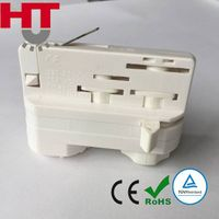 3 Phases Track Adapter for Led Spotlight Track Light with CE, TUV